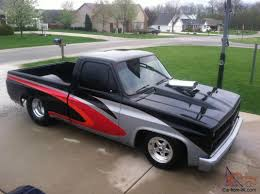 Chevy Shortbed Truck Prostreet