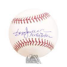 Reggie Jackson Mr October Autographed ...