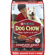 Purina Light And Healthy Dog Food Recall Purina Dog Chow Dry Dog Food Complete Adult With Real Beef
