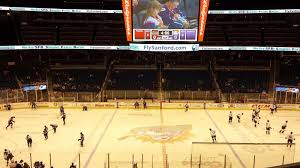 Amway Center Solar Bears Seating Chart Amway Center Section Club D Row 4 Seat 1 Orlando Solar