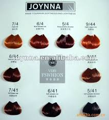 Professional Hair Color Chart Manufacture Rene 6 View Hair Color Chart Joynna Product Details From Guangzhou Joynna Beauty Hairdressing Articles