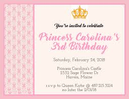 Birthday Invatations Create Beautiful Birthday Invitations Easily Postermywall