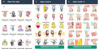 Mar 02, 2018 · ketemu lagi nih sob, pada kesempatan kali ini kami akan membagikan informasi bermanfaat seputar kumpulan tema acara yang menarik. Updated Sticker Wa Hijab Muslim Islam Cantik Wastickerapps Pc Android App Mod Download 2021