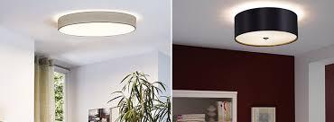 fabric ceiling lights eglo