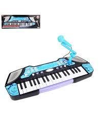 """<b>Инструмент музыкальный</b> """"Детский <b>синтезатор</b>"""", с микрофоном ..."""