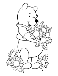 Small Picture Winnie The Pooh Coloring Pages 12 Coloring Kids
