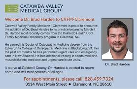 Join us in welcoming... - CVMG - Catawba Valley Medical Group ...