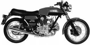 ducati 750 gt 1973