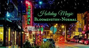 Christmas Light Show Bloomington Il Bloomington Normal Best Holiday Activities In 2019