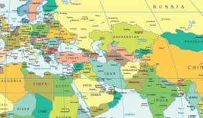 World Map Europe And Asia Europe Asia Political Map World Map Of Asia And Europe Commonpenceco