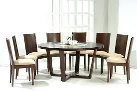 modern round dining table for 8 round dining tables for 8 dark walnut modern round dining table w glass inlay modern dining table expandable 60 to 80 pecan