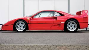 F40 racing was called f40lm, short name for le man, and that was also decided based on the request by a french racing team. Ferrari F40 Buyers Guide Motorstars