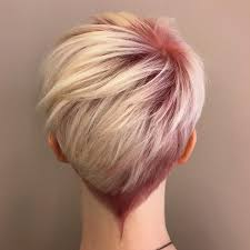 V Hairstyle 10 hifashion short haircut for thick hair ideas 2018 women short 3860 by wearticles.com