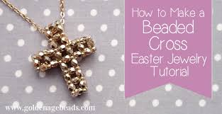 easter jewelry making tutorial how to