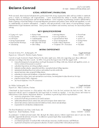 Legal Assistant Resume Samples Examples For Dental Foreclosure