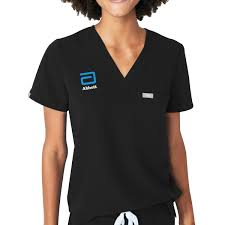 Figs Scrubs Size Chart Figs Catarina One Pocket Scrub Top Women