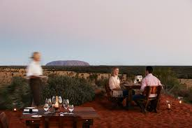 Australia S Ayers Rock Resort Launches A New Dining Experience