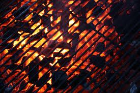 grill coals