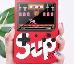 Máy chơi điện tử 4 nút cầm tay SUP GB-40 màn hình 3inch 400 trò chơi - Gia  Dụng Nhà Việt