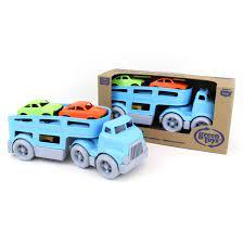 Bộ đồ chơi xe tải chở ô tô Green Toys – Green Toys Việt Nam
