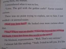 Beautiful Creatures Book Quotes Best Of You Are Such Beautiful Creatures This Part