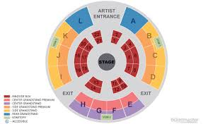 Staples Center Concert Chart Images Online