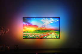 responsive led backlighting is the technology no needs but every wants for those tech obsessed among us it is a seriously cool gadget that may be