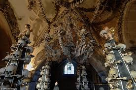 known as the skull church the macabre building contains bos that have been