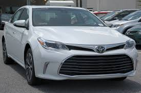 New 2017 Toyota Avalon XLE Premium 4dr Car in Orlando #7350019 ...