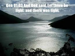 Let There Be Light Verse Genesis 1 3 There Was Light Wallpaper Christian