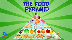 What Is Food Pyramid Chart The Food Pyramid Educational Video For Kids
