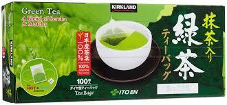 japanese green tea brands. Wonderful Green Kirkland Signature Ito En Matcha Blend Japanese Green Tea Reviews  Page 2 On Brands