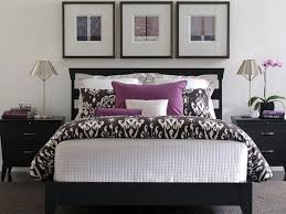 Gray White And Purple Bedroom Ideas 2