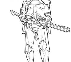 Small Picture Star wars clone trooper coloring pages star wars coloring pages