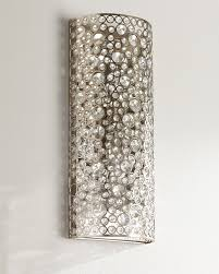 jeweled sconce neiman marcus wall plant walls tealight candle holders gothic chandelier battery lighting gifts led light pack cloth cord covers small