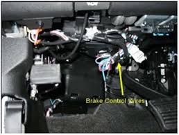 2007 chevy silverado trailer brake wiring diagram diagram installing an electric brake controller on 2007 2017 gm full size