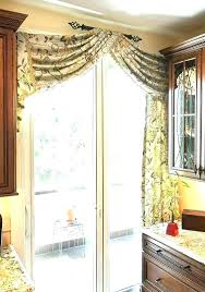 sliding door curtains target double curtain ideas for patio doors ds and