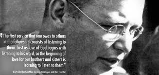 Bonhoeffer Quotes Unique Bonhoeffer Quotes On QuotesTopics