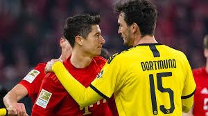 Dortmund, commonly known as borussia dortmund boˈʁʊsi̯aː ˈdɔɐ̯tmʊnt, bvb, or simply dortmund, is a german professional sports club based in dortmund. Fc Bayern Munchen Trifft Im Dfl Supercup Auf Borussia Dortmund