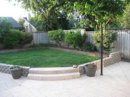 Inexpensive Paver Patio Designs Simple Patio Ideas For Small Backyards Backyard Designs