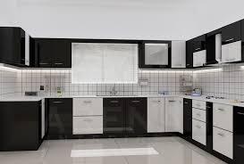 modular kitchen designs black and white mariorangecom