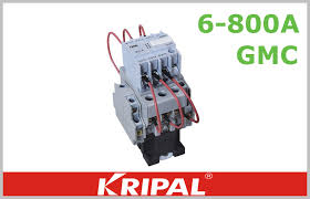 high end ac motor 3 phase capacitor switching contactor 32a 40a
