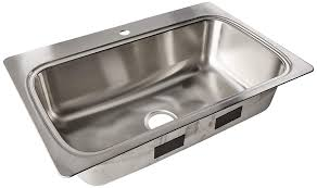 Kohler K 20060 1 Na Verse 33 X 22 Drop Bowl Kitchen Sink With