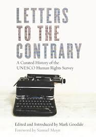 Letters To The Contrary A Curated History Of The Unesco