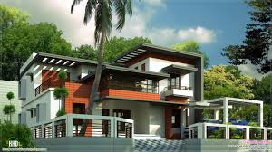 Small Picture Home Design Sq Feet Contemporary Home Design Kerala Home Design