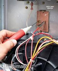 3 easy furnace repairs the family handyman photo 3 test the high limit switch