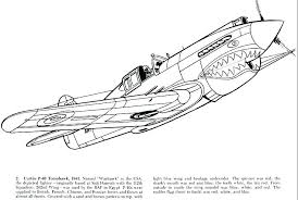 fighter jets coloring pages jet page world war 2 aeroplane colouring fighte