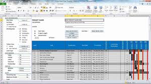 microsoft excel project management templates task tracker excel template tracking spread dqbooks