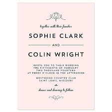 Sample Of Wedding Invatation Sample Wedding Invite Sample Wedding Invitation Wording S Sweet