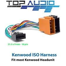 kd in wire harnesses jvc iso wiring harness kd r862bt kd r661 kd r461 kd r336